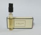 *禎的家* 英國香水 Jo MALONE 沒藥與零陵香 myrrh & tonka 1.5ML 試管小香