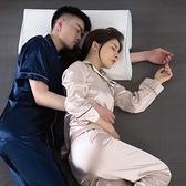 記憶棉枕頭睡眠情侶枕太空記憶枕芯學生單人雙人整頭護頸椎枕芯 雙十一購物狂歡