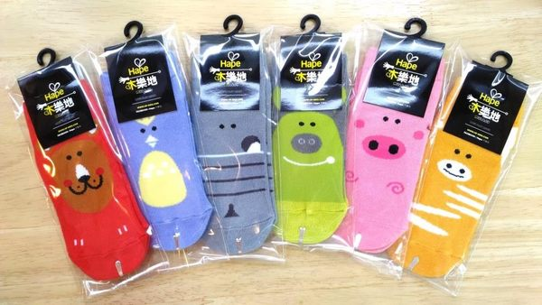 【Hape愛傑卡】止滑襪 台灣製造 6款可選擇,約15公分適合3~6歲小朋友