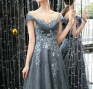 (45 Design) 長洋裝晚禮服禮服晚宴長禮服e黑色長禮服伴娘服中長禮長裙婚禮洋裝11