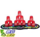 [106美國直購] 疊疊杯 競技疊杯組(12個杯子+計時器) Speed Stacks Competitor Sport Stacking Set