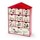 【震撼精品百貨】Hello Kitty 凱蒂貓~三麗鷗 KITTY屋型置物盒-紅83768