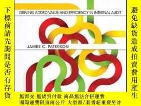 二手書博民逛書店Lean罕見Auditing: Driving Added Value and Efficiency in Int