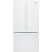 【得意家電】美國 GE 奇異 GNE25JGWW 法式三門冰箱(715L) ※熱線07-7428010