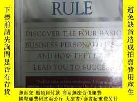 二手書博民逛書店罕見~The Platinum Rule 全英文版Y156492