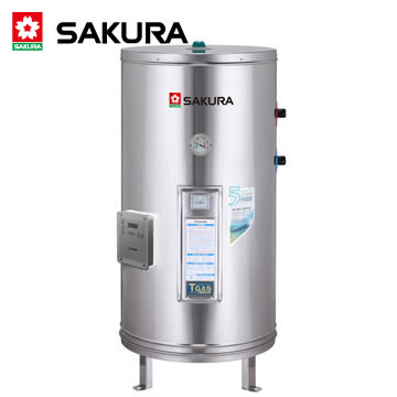 【買BETTER】櫻花熱水器 EH3000TS6定時定溫e省電儲熱式電熱水器(30加侖直立)★送6期零利率