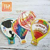 JB Design 熱氣球明信片-四入一組
