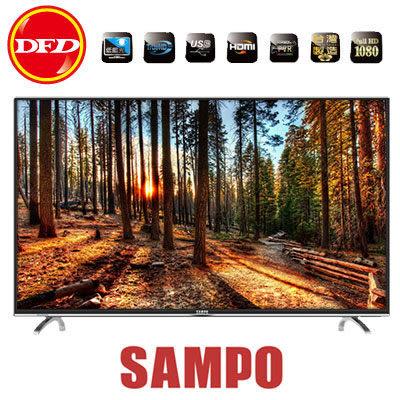 SAMPO 聲寶 液晶電視 EM-55AT17D 55吋 液晶電視 FULL HD 1920x1080 公司貨 (無禮贈)