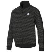 Puma Luxe 黑 外套 男 流行系列 立領外套 運動 休閒 健身 慢跑 長袖外套 59674101