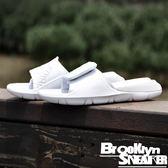 Nike Jordan Hydro 7 BG 全白 魔鬼氈 拖鞋 大童 女 (布魯克林)2018/5月 AA2516-100