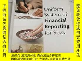 二手書博民逛書店uniform罕見system of financial reporting for spasY273906