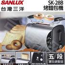 SANLUX 台灣三洋 SK-28B 烤...