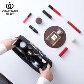 化妝包大容量多功能簡約便攜小號韓國手拿化妝袋化妝品收納包可愛