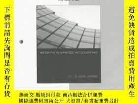 二手書博民逛書店Study罕見Guide And Working Papers For Use With Modern Advan
