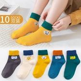 兒童襪子秋冬加厚毛圈襪透氣春秋中厚純棉中筒男童女童嬰兒寶寶襪