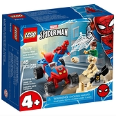 LEGO樂高 Marvel Avengers系列 Spider-Man and Sandman Showdown_LG76172