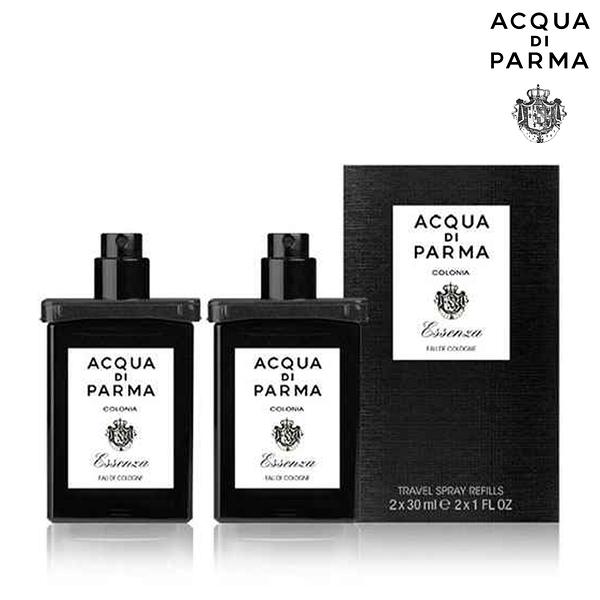 帕爾瑪之水 Acqua di Parma 克羅尼亞黑調古龍水補充瓶 30mlx2 LV集團香氛 【SP嚴選家】