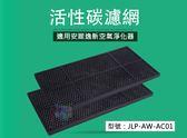 【去異味】除甲醛活性碳濾網 適配安利逸新空氣淨化器 空氣過濾 清淨機濾網 濾網耗材 JLP-AW-AC01