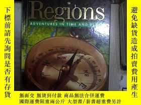 二手書博民逛書店REGIONS罕見ADVENTURES IN TIME AND PLACE 時間和地點的區域冒險Y180897