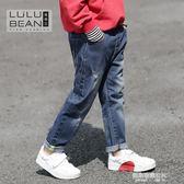 童裝薄款男童牛仔褲兒童小腳褲子中大童長褲韓版潮  凱斯盾數位3c