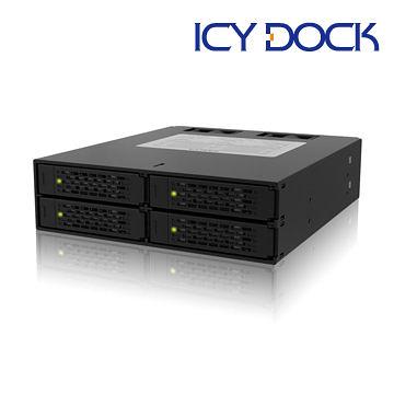 [富廉網] ICY DOCK MB994SP-4SB-1 2.5吋SATA 硬碟抽取模組