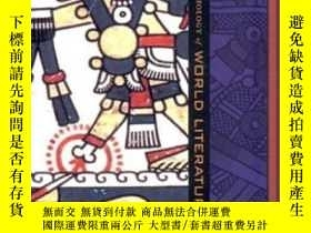 二手書博民逛書店The罕見Norton Anthology Of World L