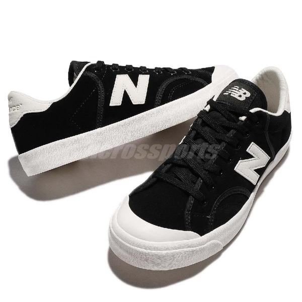 New Balance 休閒鞋 PROCTSBE D N字鞋 黑 白 平底鞋 韓系復古帆布鞋 運動鞋 男鞋【ACS】 PROCTSBED