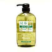 日本昆布馬油柚子洗髮露 600ml