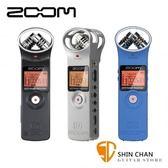 【缺貨】ZOOM H1 立體聲專業錄音筆 附2G 記憶卡  原廠一年半保固 公司貨