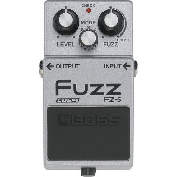 ☆ 唐尼樂器︵☆ BOSS FZ-5 FUZZ 破音 失真 效果器 FZ-5
