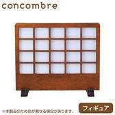 Hamee 日本 DECOLE concombre 悠閒時光 療癒公仔擺飾 (拉門屏風) 586-654241