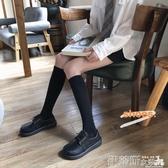 娃娃鞋小皮鞋女日系2020新款軟妹學生娃娃鞋可愛復古ins系帶大頭鞋 春季特賣