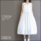 中大尺碼洋裝 連身裙★ifairies【45073】