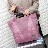 旅行包 行李包女手提短途輕便旅行收納包小行李袋防水休閒包健身裝衣服包 5色