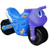 寶貝樂 小爵士摩托車造型學步助步車(藍)【CA-17B】(BTCA17B)