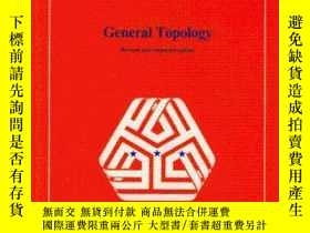 二手書博民逛書店General罕見Topology (sigma Series In Pure Mathematics)Y36
