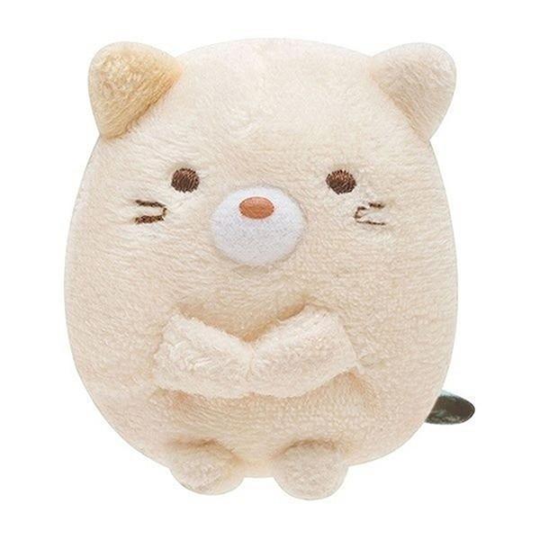 SAN-X 角落生物 迷你絨毛娃娃 角落小夥伴 貓咪_XS62360