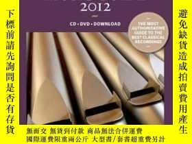 二手書博民逛書店The罕見Gramophone Classical Music Guide 2012Y364682 James