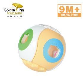 黃色小鴨 探索球體積木 積木球  70009