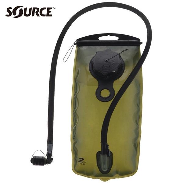 SOURCE WXP 軍用水袋 4500130102 (20) / 城市綠洲(水袋、自行車、路跑、登山、以色列)