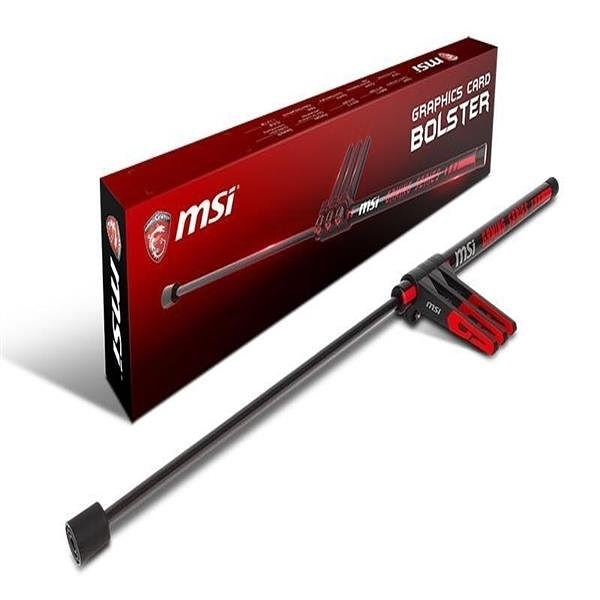 【台中平價鋪】 全新  MSI 微星 Bolster 氣壓式千斤頂  氣壓彈簧設計