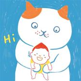 I love mommy-hi【大貓上的又凌】