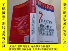 二手書博民逛書店The罕見7 Habits of Highly Effective Families (英語)Y2931 St