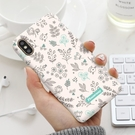 韓國 FW 插畫 硬殼 手機殼│iPhone 6 6S 7 8 Plus X XS MAX XR 11 Pro LG G7 G8 V40 V50│z9046