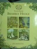【書寶二手書T6/繪本_PFG】Tales From Brambly Hedge_Jill Barklem