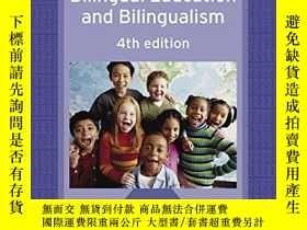 二手書博民逛書店Foundations罕見Of Bilingual Education And BilingualismY25