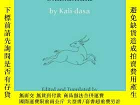 二手書博民逛書店[梵語英語]The罕見Recognition of Shakuntala by Kalidasa, ed. & t