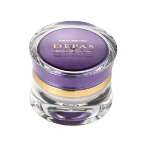 DEPAS全效修護眼霜15ml 改善黯沉 淡化細紋 緊緻 限時優惠