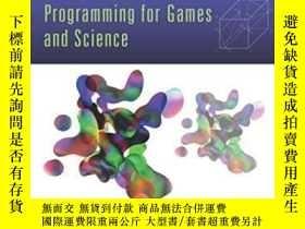 二手書博民逛書店Gpgpu罕見Programming For Games And Science-遊戲和科學的Gpgpu編程Y