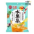 乖乖孔雀捲心餅水果茶(156g/包)*2包【合迷雅好物超級商城】
